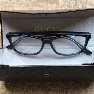 Gucci Prescription Glasses - NWT